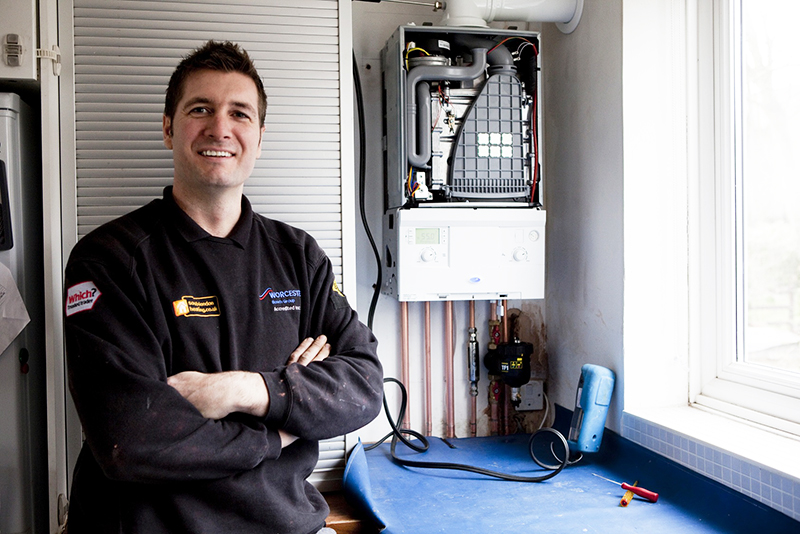 Mark Gallagher - Which? Awards Finalist - South London Heating