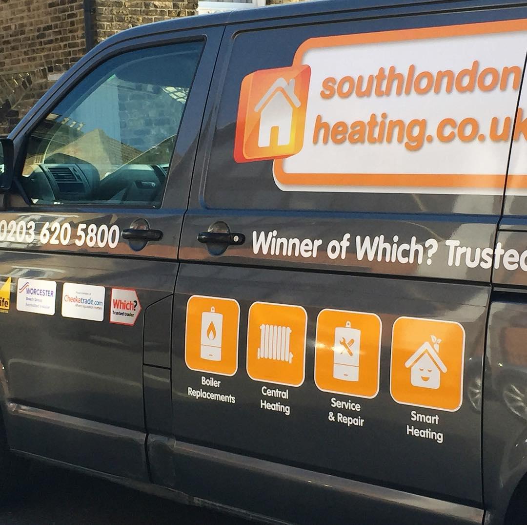 Basking in the sunshine in SouthLondon! Boilers Heating BoilerInstallation BoilerReplacementhellip