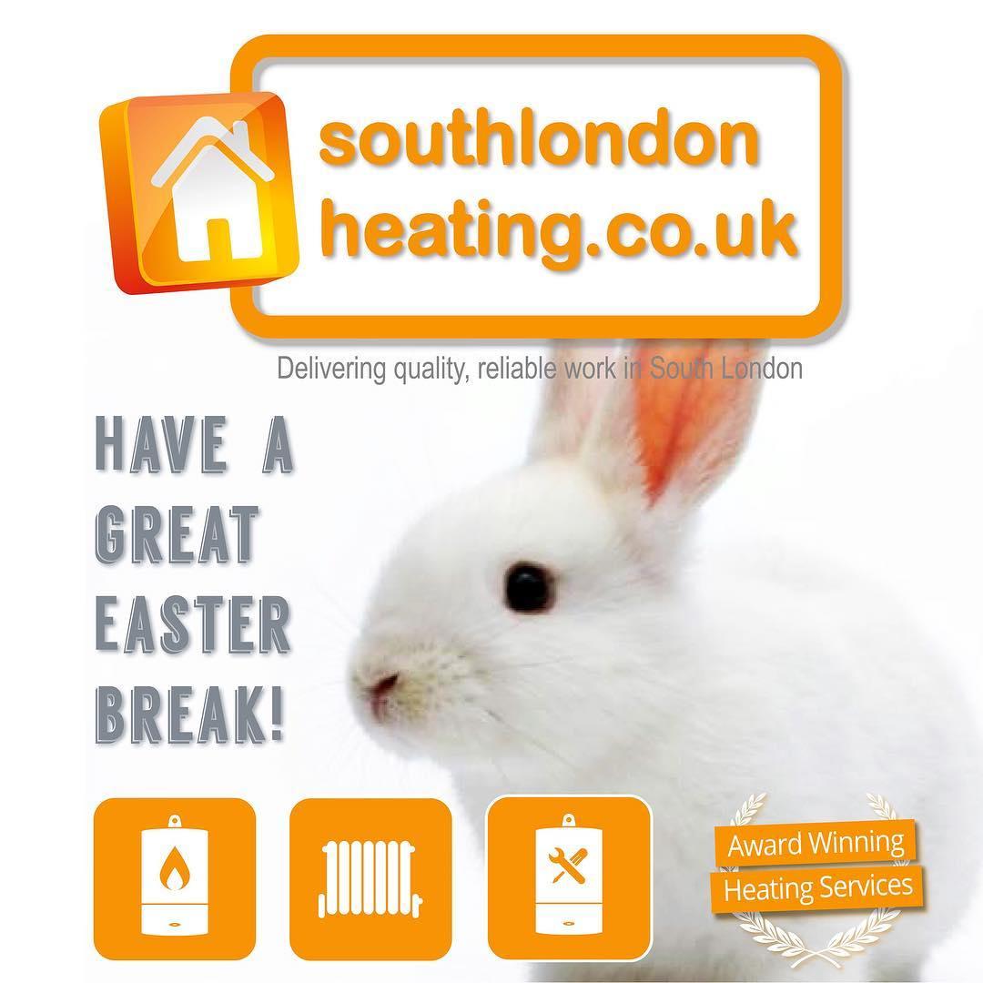 Have a great Easter break everyone! Easter2017 HappyEaster SouthLondon Heatinghellip