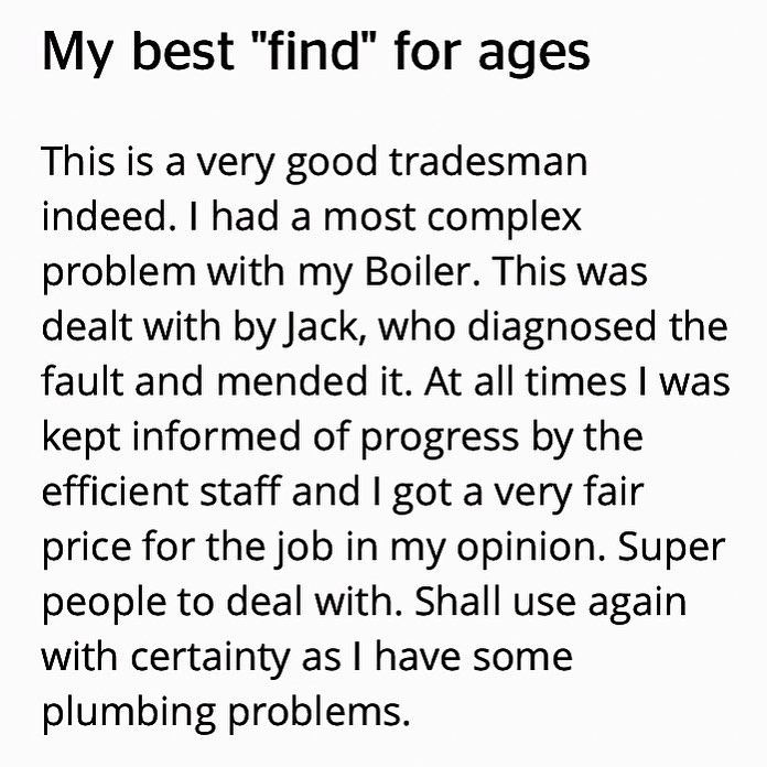 Reviews like this make our day!  WeLoveOurCustomers HappyCustomer SE21hellip