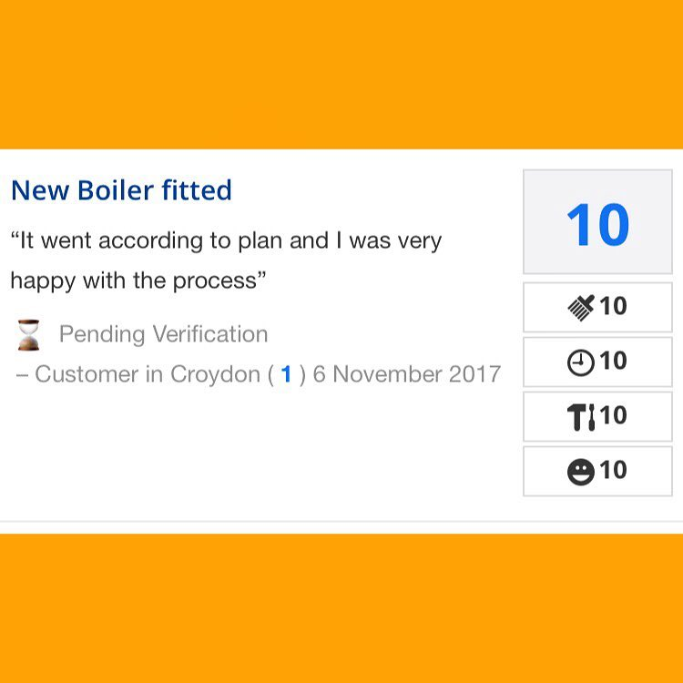 We love our customers and their feedback! Another happy customerhellip