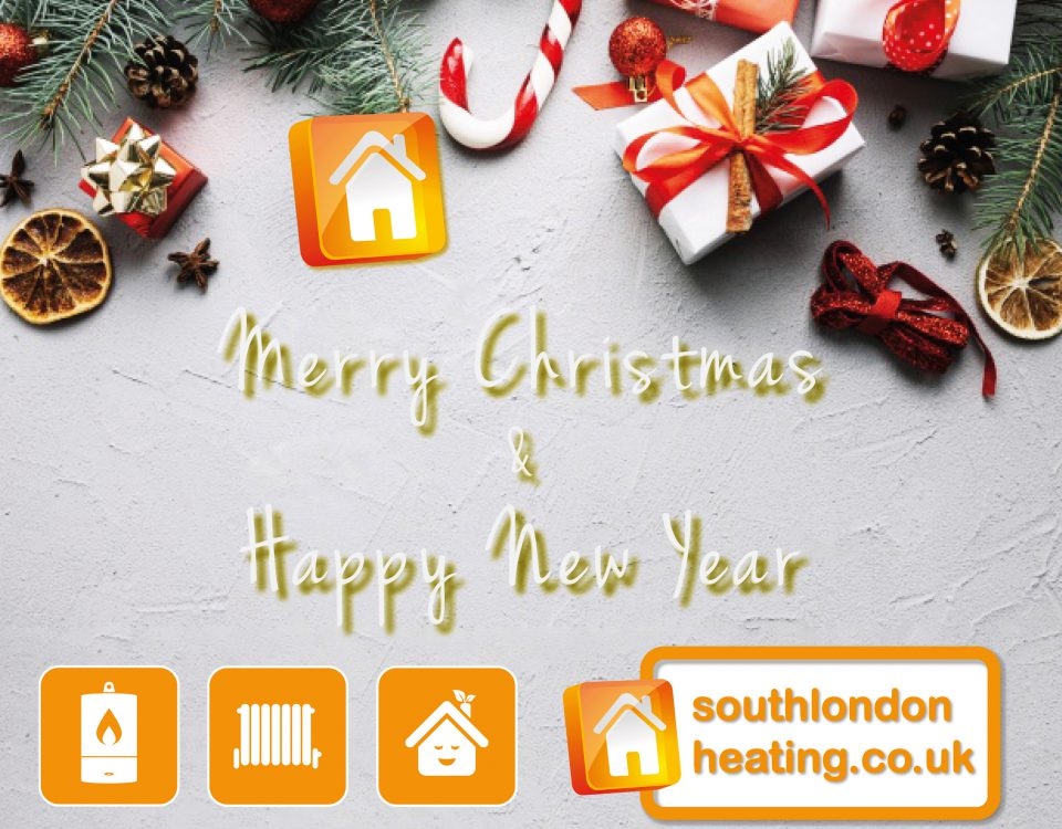 Merry Christmas and a happy New Year from South London Heating!