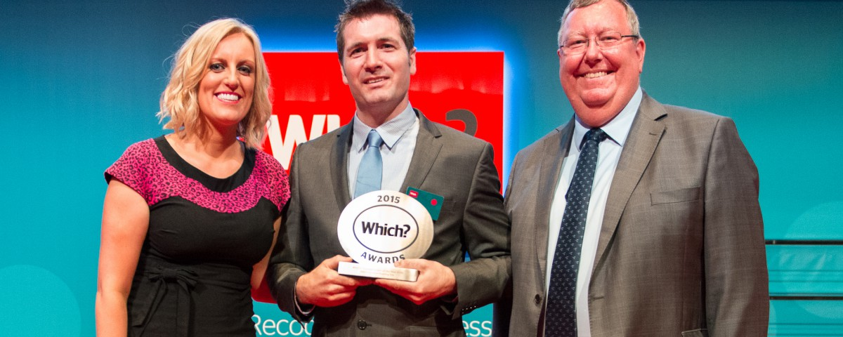 Winner of the Which Awards 2015 South London Heating