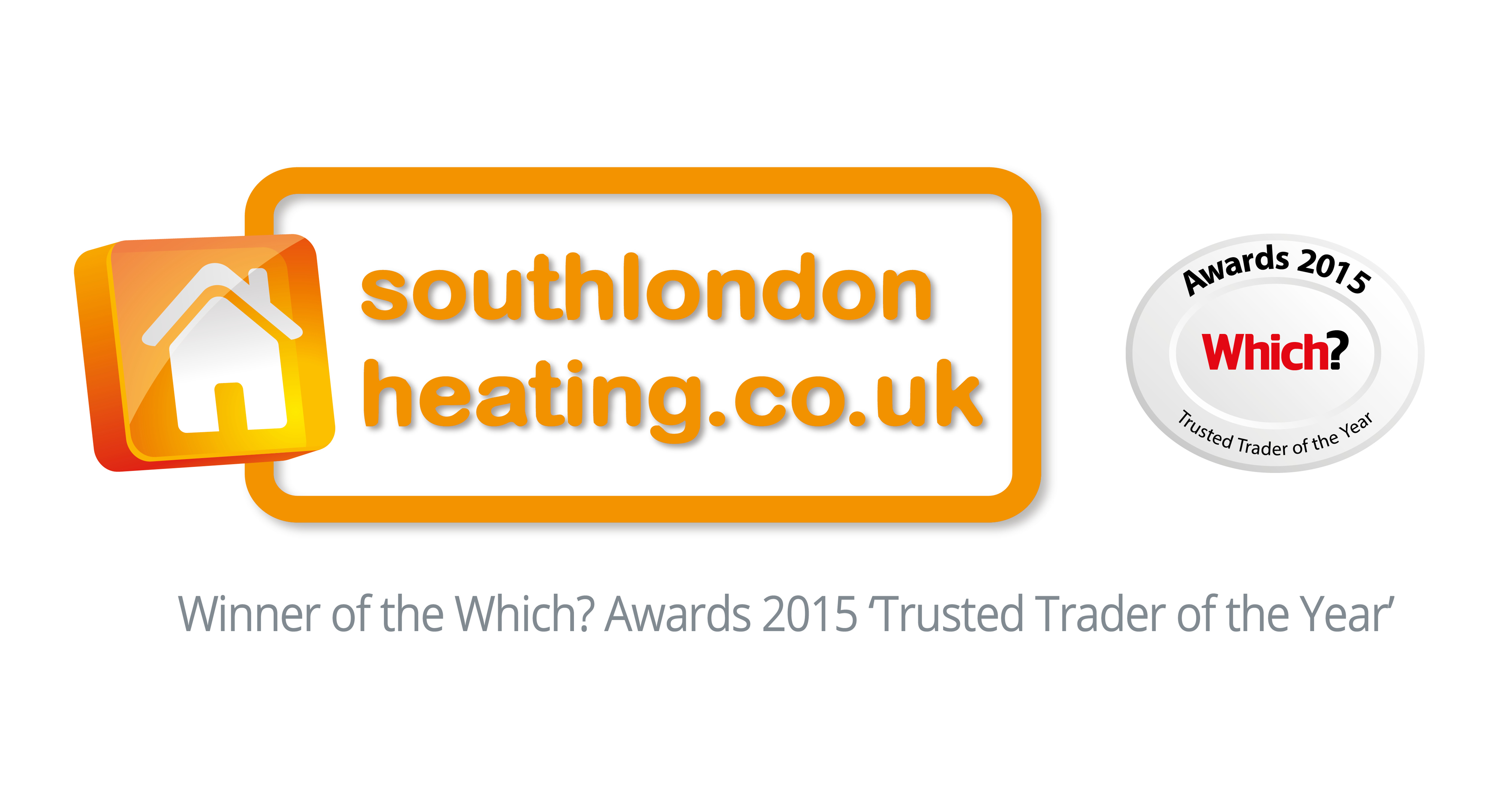 South London Heating Which Awards 2015 Trusted Trader of the Year