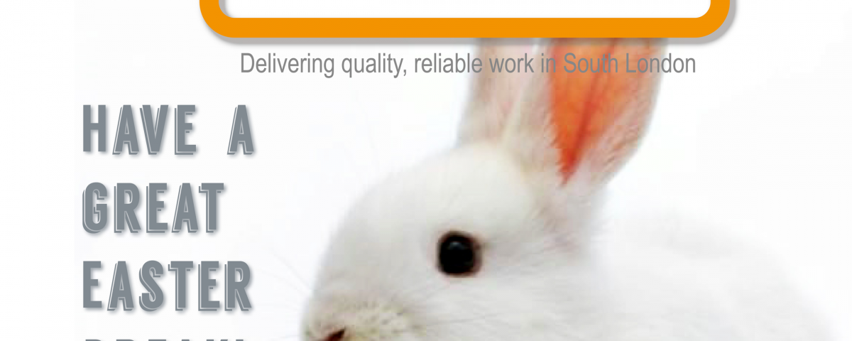 Happy Easter from Souht London HEating, your local heating specialists