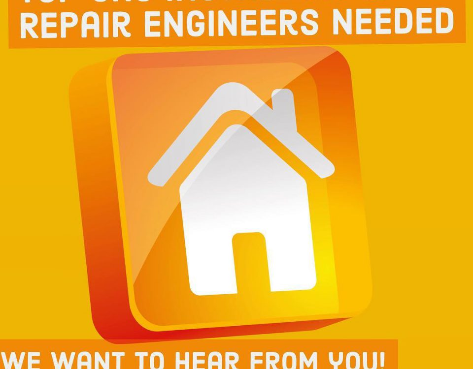 Domestic Gas Installers & Repair Engineers
