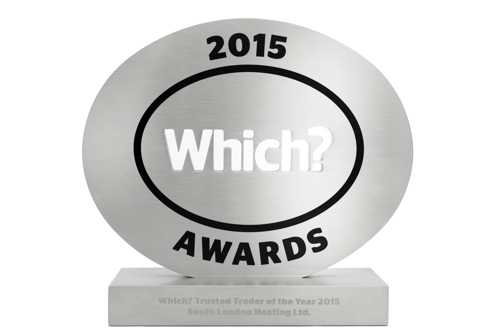 South London Heating - Award Winning Heating Which? Awards 2015 Trusted Trader of the Year Winner