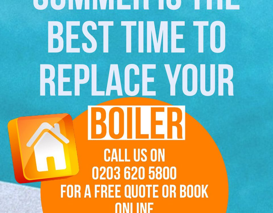South London Heating Boiler Replacement Specialists