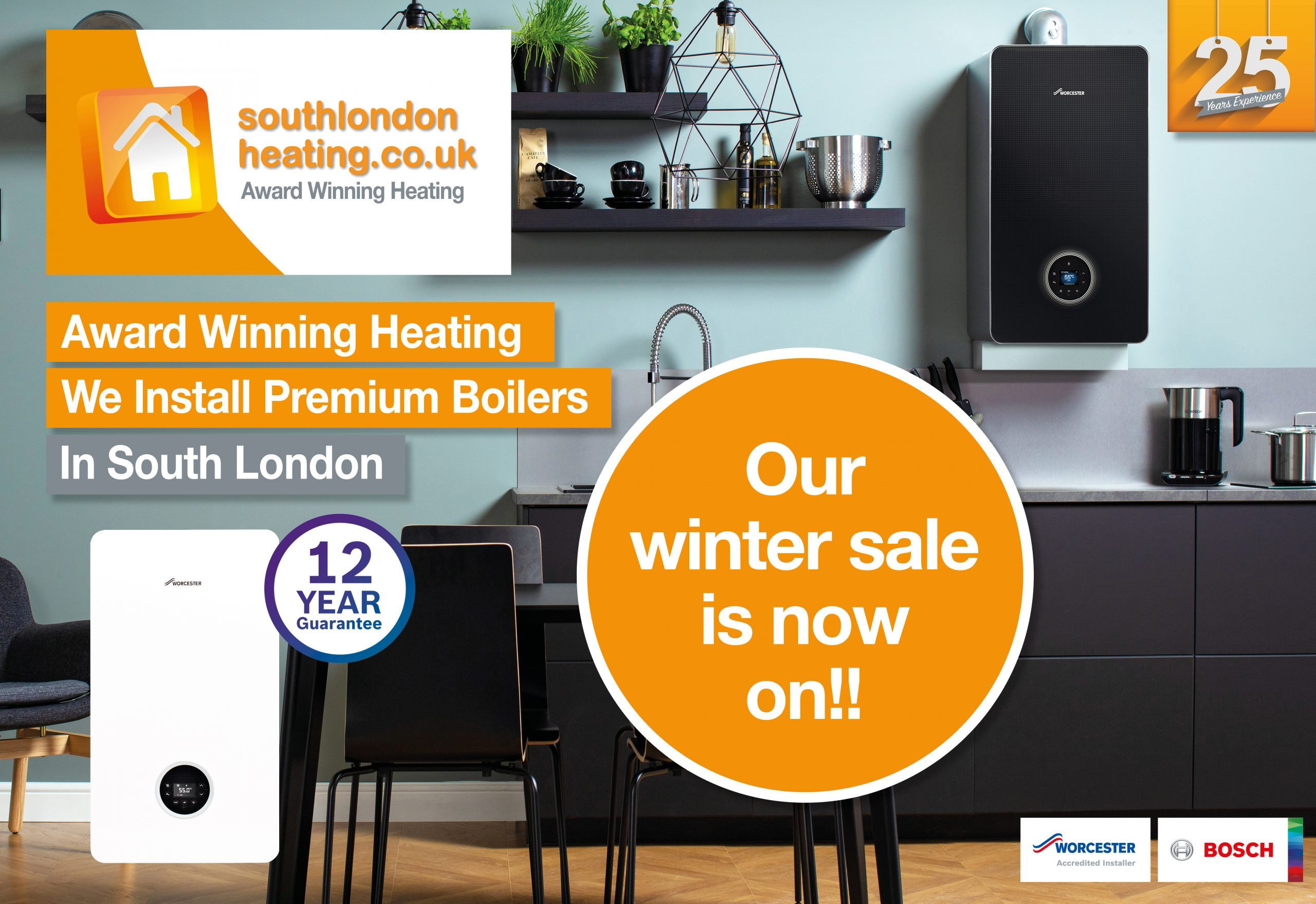 South London Heating Winter Sale 2020